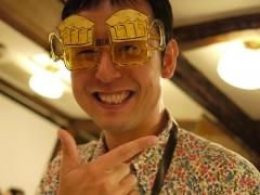 麦酒男×ビールメガネ