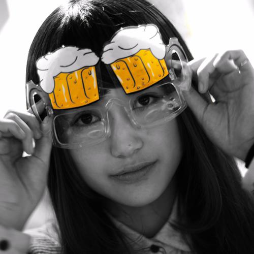 2代目ビールメガネ New Beer Goggles