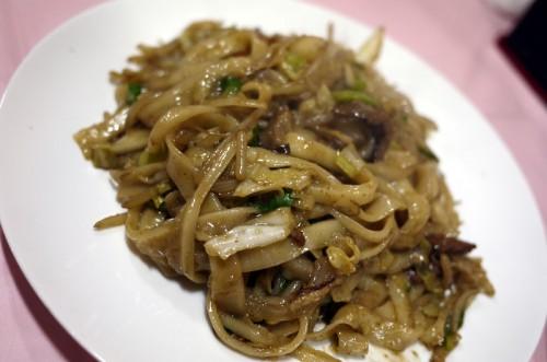 焼き刀削麺