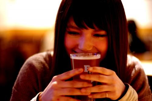 美人×麦酒 ゆきさん
