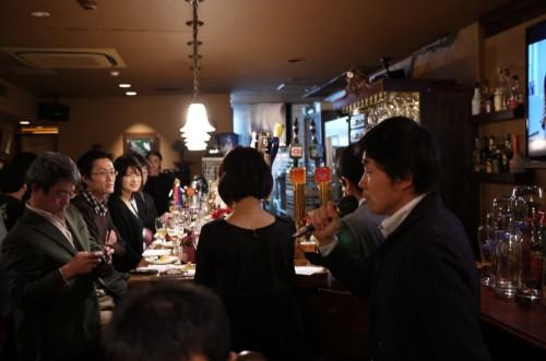 Nippon Craft Beer 代表 山田さん