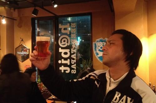 アウグスビール 飯塚さん
