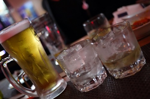 飲み比べる!