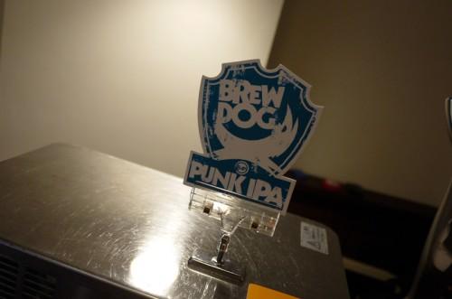 2011年No.1ビール PUNK IPA