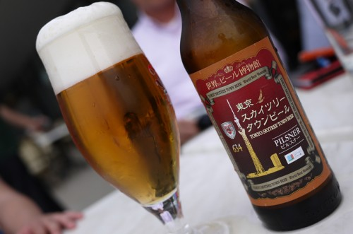 東京スカイツリータウンビール