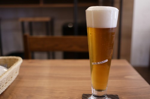 彩の国羽生の地ビール こぶし花ピルスナー