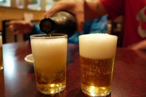 沼津 八福 瓶ビール