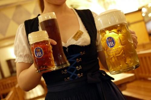 いろんなドイツビール
