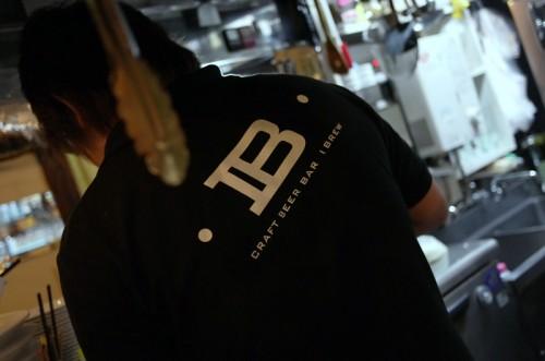 IBREW スタッフシャツ