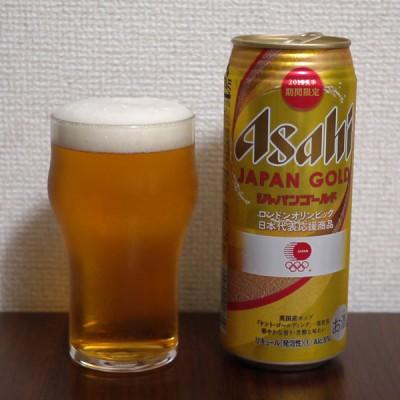 アサヒビール ジャパンゴールド