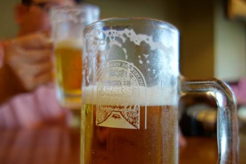 須走温泉 天恵で御殿場高原ビール