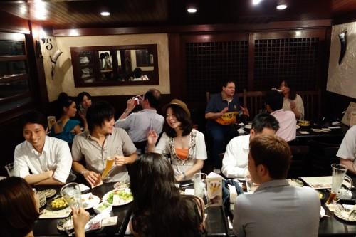 夏のビールミーティング in 赤坂ビアホーン