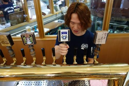 スワンレイクビール 本田さん