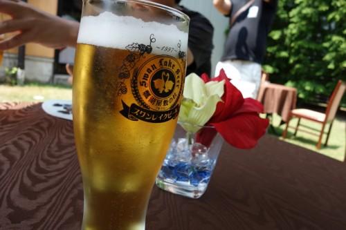 スワンレイクビール15周年感謝祭
