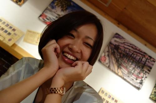 美人×麦酒 綾さん