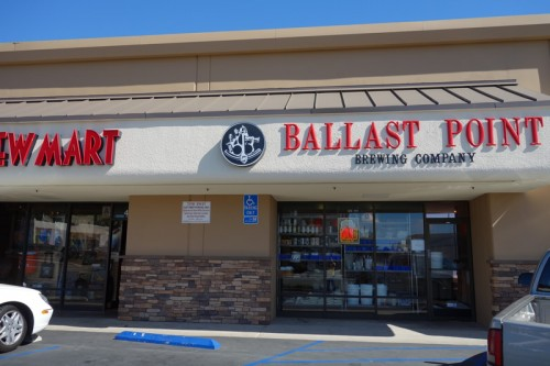 Ballast Point Brewing Company Home Brew Mart
