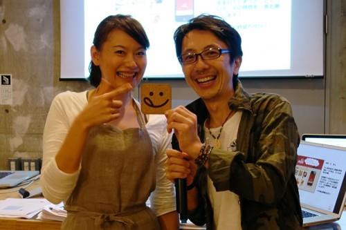 麻子さんと中村さん