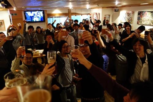 秋のビールミーティング2012