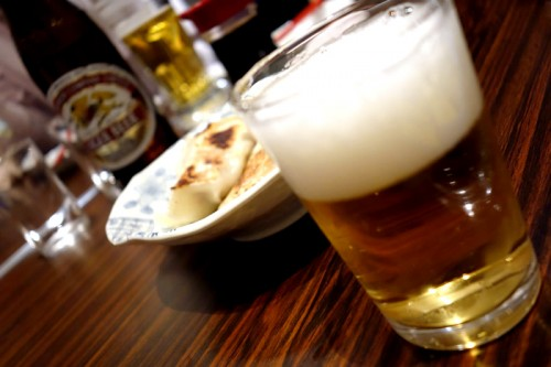 キリンの瓶ビール