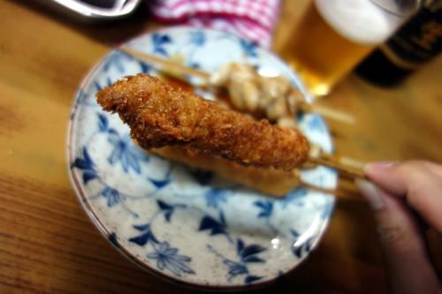 串カツ(ソース)