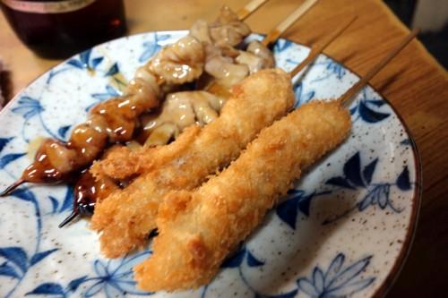 串カツ&とん焼き