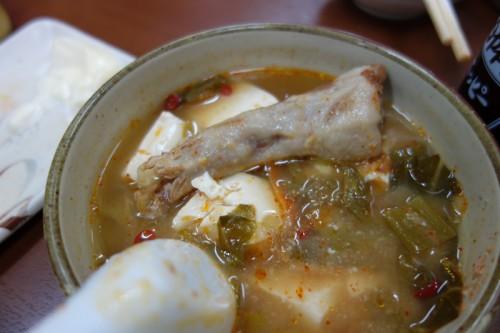 トンビ豆腐