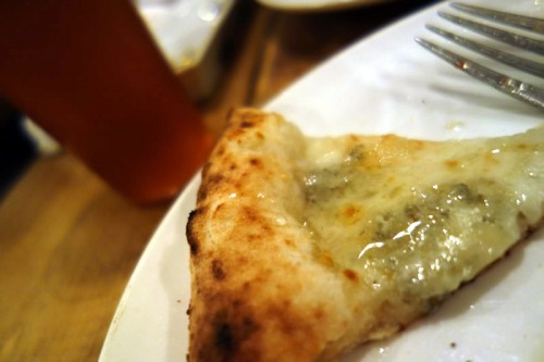 ビールとピザのペアリング
