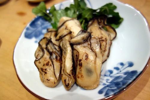 牡蠣の味噌漬け