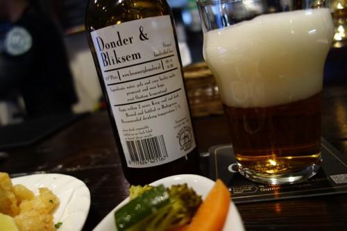 デモーレンのビール