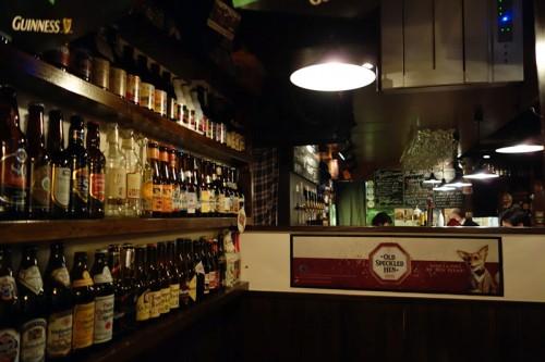 Cooper Ale's 店内