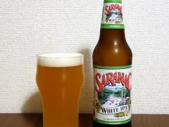 アメリカ SARANAC WHITE IPA