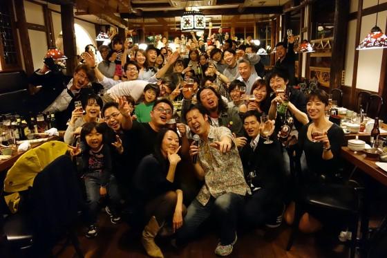 春のビールミーティング2013