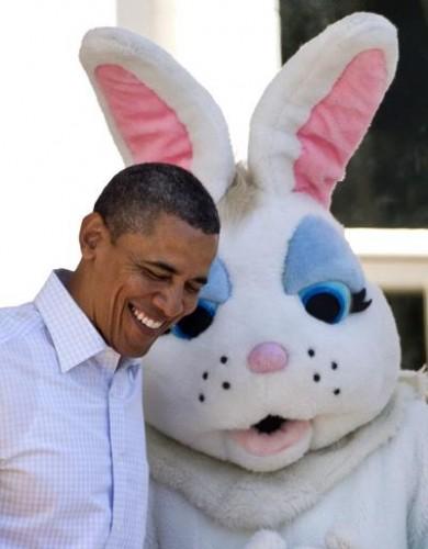ホワイトハウスにも
