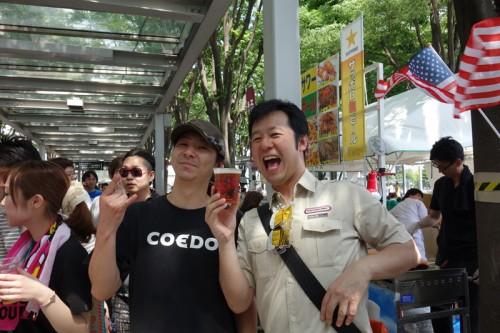 コエドビール 植竹さんと!