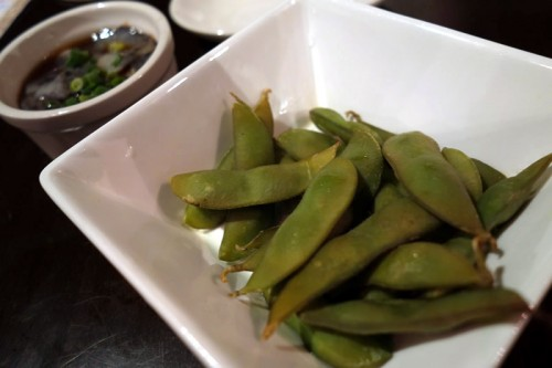 枝豆の燻製