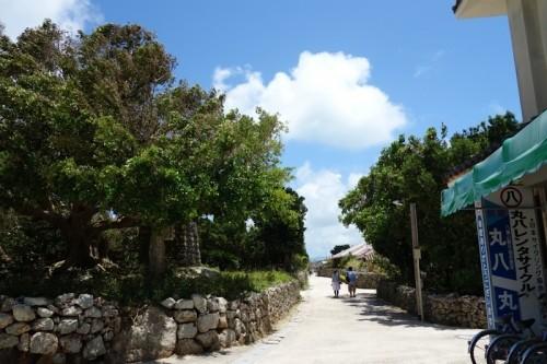 竹富島 集落