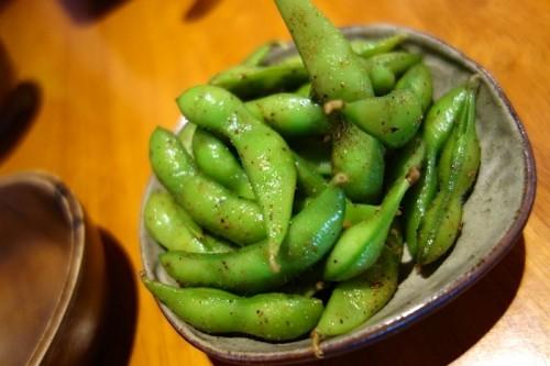 ケイジャン枝豆