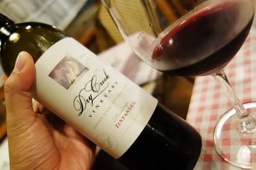 この赤ワインが美味しかった!