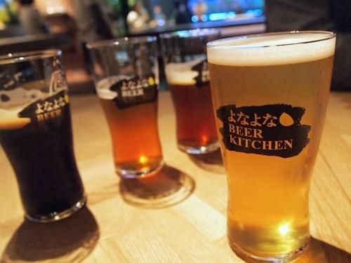 ビール3種類飲み比べセット 1,000円