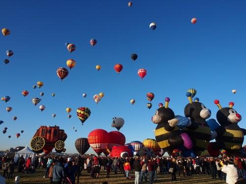 国際気球フェスティバル