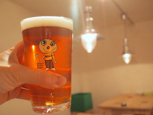 湘南ビールのW-IPA