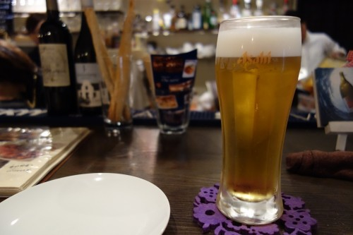 美栄橋 Che sara' ビール