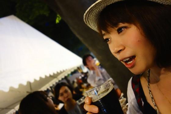 けやきひろばの美人 2014