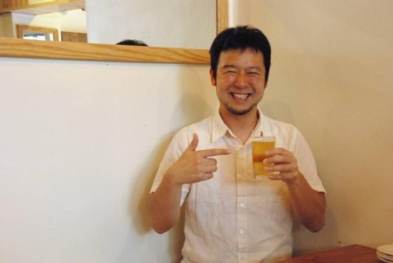 麦酒男・タカバシ