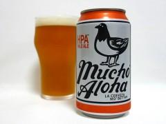 アメリカ Butcher's Brewing Mucho Aloha HPA