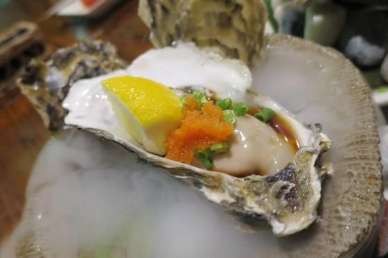三陸女川産 生牡蠣