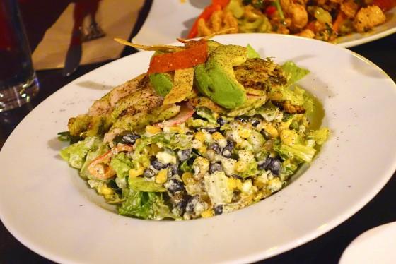 メキシカンチョップサラダ