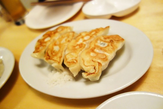 海老塩餃子