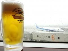 エアプレーン&ビール