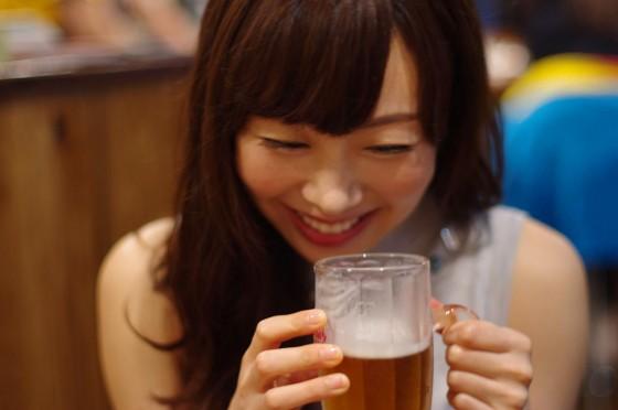 美人×麦酒 景子さん
